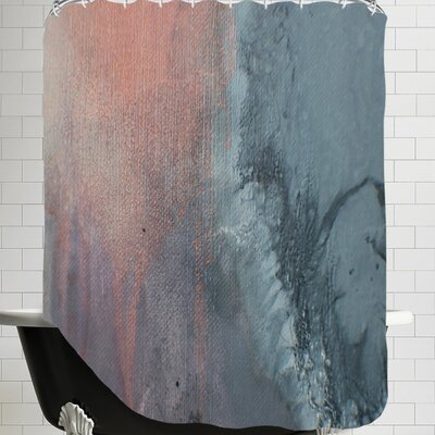 Deb McNaughton Drips Shower Curtain