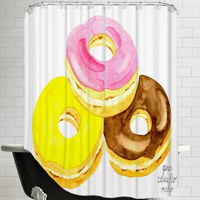 Gina Maher Kohr Shower Curtain