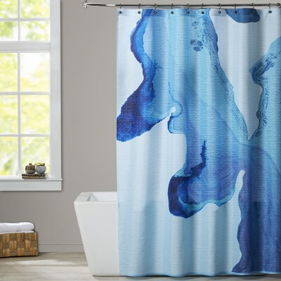 Deb McNaughton Stained Shower Curtain