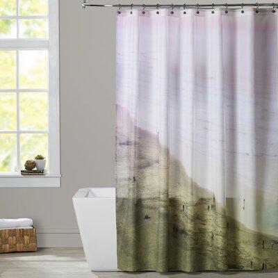 Mina Teslaru Ocean Beach Shower Curtain