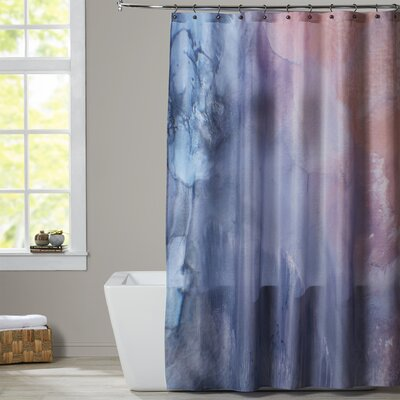 Deb McNaughton Blur Shower Curtain