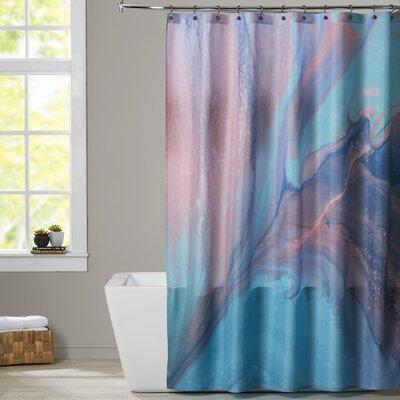 Deb McNaughton In Water Shower Curtain