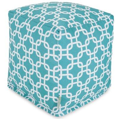 Danko Small Cube Fabric: Teal