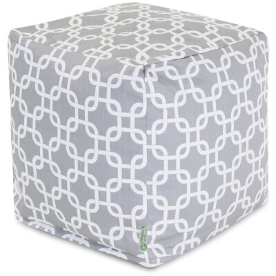 Danko Small Cube Fabric: Gray