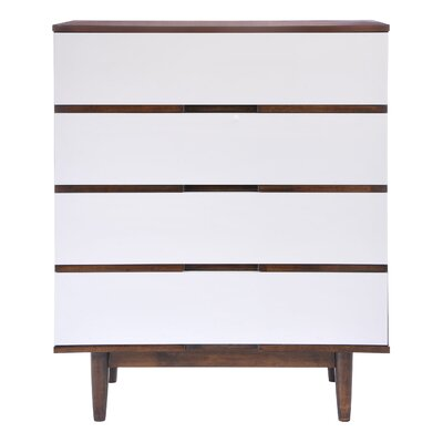 Elswick High 4 Drawer Chest