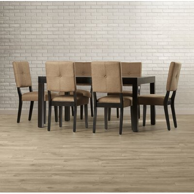 Brayden Studio Fairlee 7 Piece Dining Set
