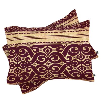 Cunniff Beru Pillowcase Size: King