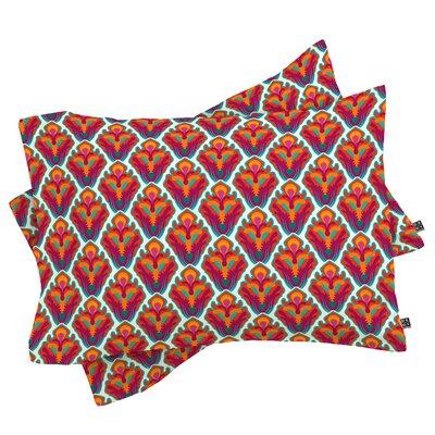 Cunniff Rococo Pillowcase Size: Standard