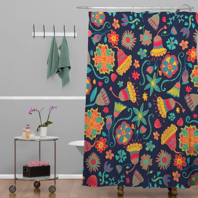 Bennette Bloom 1 Shower Curtain