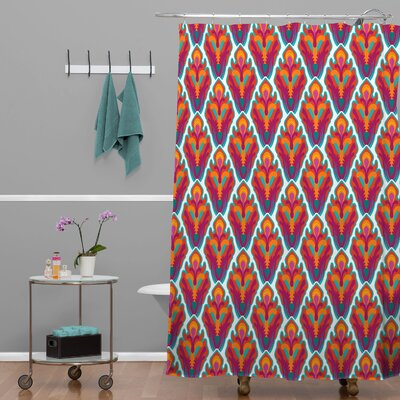 Brindle Rococo Shower Curtain