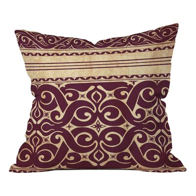 Cunniff Beru Throw Pillow Size: Large