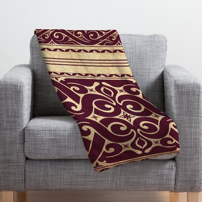 Cunniff Throw Blanket Size: 80 H x 60 W