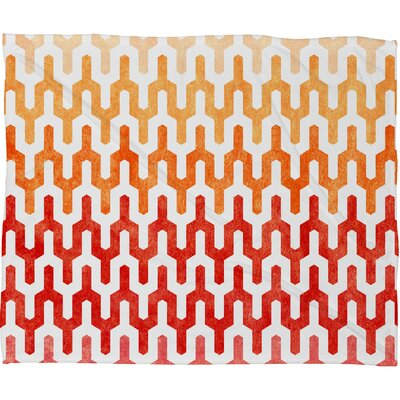 Brayden Studio Callis Polyester Fleece Throw Blanket