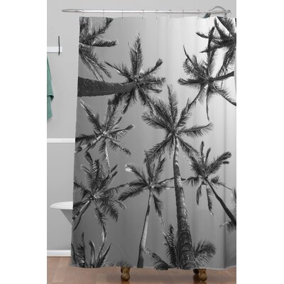 Adamek Palms Shower Curtain