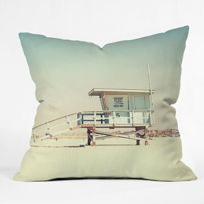 Bushway Retro Summer Outdoor Throw Pillow Size: 18 H x 18 W x 5 D