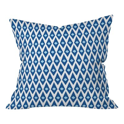 Chiesa Paragon Outdoor Throw Pillow Size: 16 H x 16 W x 4 D