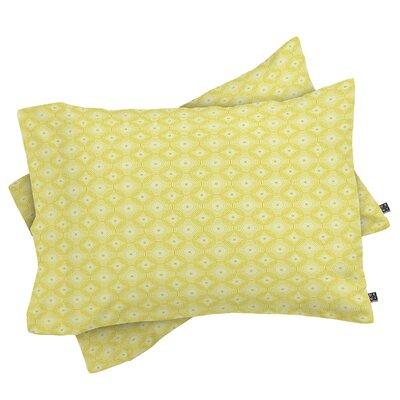 Burkhart Spirals Pillowcase Size: Standard