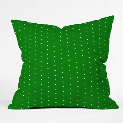 Cardello Pinpoint Outdoor Throw Pillow