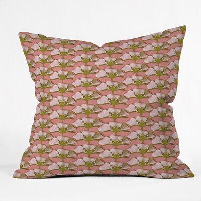 Gouveia Fragaria Outdoor Throw Pillow