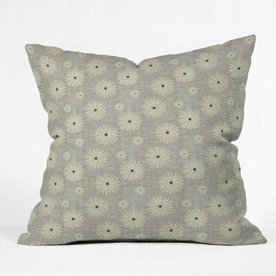 Betton Pastoral Outdoor Throw Pillow Size: 16 H x 16 W x 4 D