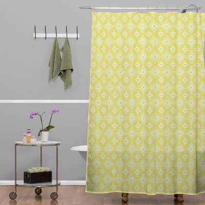 Aten Spirals Shower Curtain