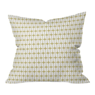 Cardillo Throw Pillow Size: Medium
