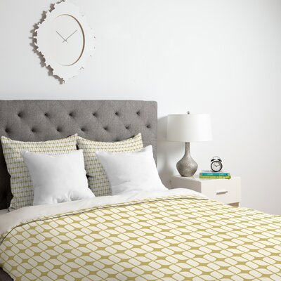 Cardillo Modular Duvet Cover Size: Queen, Fabric: Lightweight