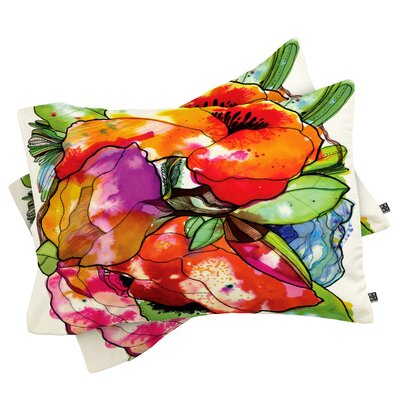 Feuerstein Big 2 Pillowcase Size: Standard
