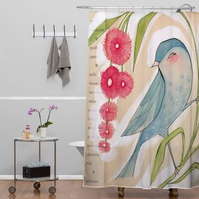 Donmoyer Mister Shower Curtain