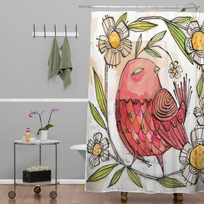 Donmoyer Turkey Shower Curtain