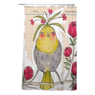 Donmoyer Sweetness & Light Shower Curtain