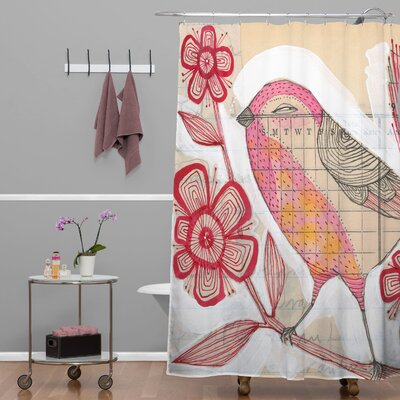 Donmoyer Wee Lass Shower Curtain
