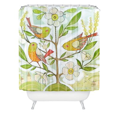 Donmoyer Dantini Community Tree Shower Curtain