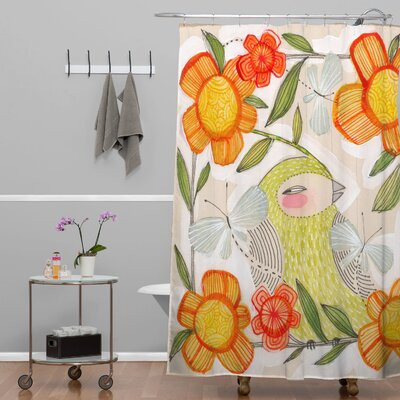 Donmoyer Dantini Fine Comanions Shower Curtain