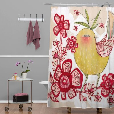 Donmoyer Dantini Sweetie Pie Shower Curtain