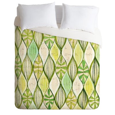 Donmoyer Green Lightweight Duvet Cover