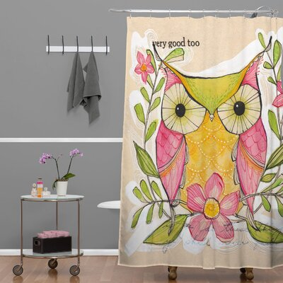 Donmoyer Dantini Very Good Shower Curtain