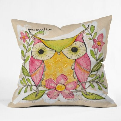 Donmoyer Throw Pillow Size: Small