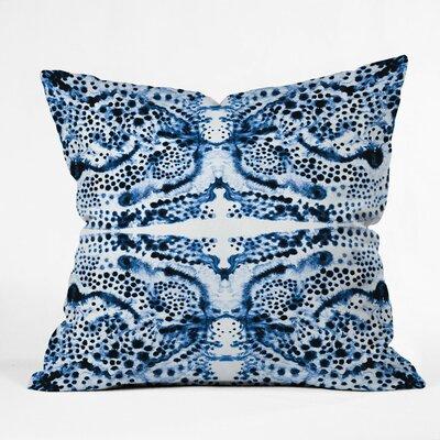 Benevides Symmetric Dream Outdoor Throw Pillow Size: 18 H x 18 W x 5 D