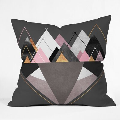 Jaworski Outdoor Throw Pillow Size: 18 H x 18 W x 5 D