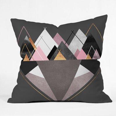 Byas Outdoor Throw Pillow Size: 18 H x 18 W x 5 D