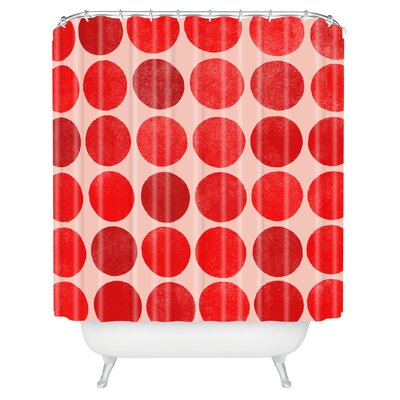 Audet Colorplay Shower Curtain