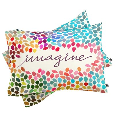Garlow Imagine 1 Pillowcase Size: Standard