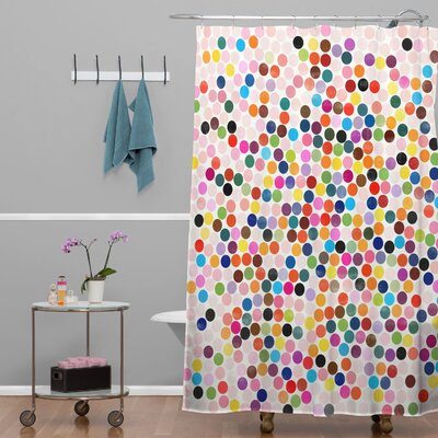 Barone Dance 3 Shower Curtain