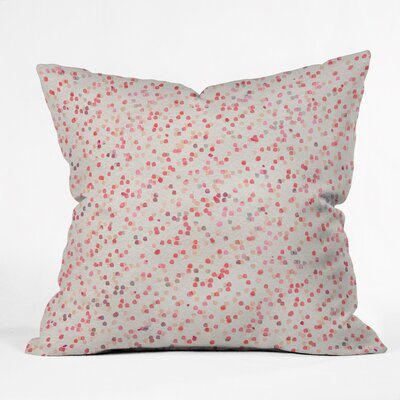 Dimarco Twinkle Lights Outdoor Throw Pillow Size: 16 H x 16 W x 4 D