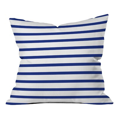 Emond Indoor/Outdoor Throw Pillow Size: 18 H x 18 W