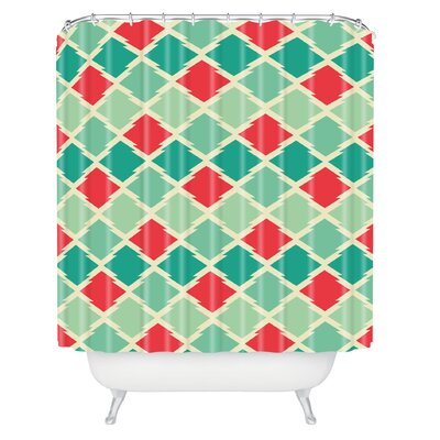 Bigler Gypsy Stars Shower Curtain