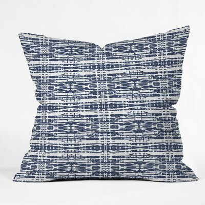 Flemings Woven Outdoor Throw Pillow Size: 16 H x 16 W x 4 D