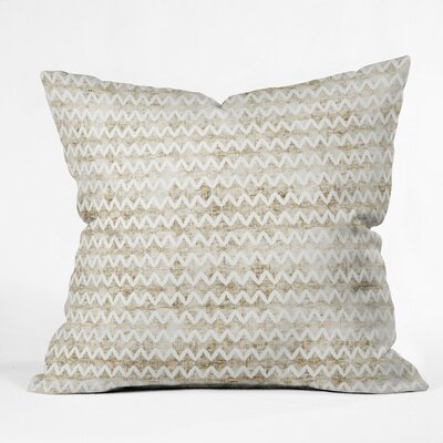 Flemings Rustica Outdoor Throw Pillow Size: 16 H x 16 W x 4 D