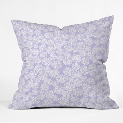Contemporary Indoor/Outdoor Throw Pillow Size: Small